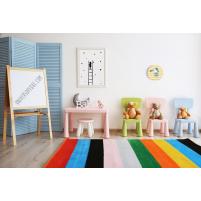 Cuadro redondo Pirata para decorar la habitación de los Niños