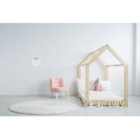 Vinilo Infantil Bebé Nube blanco para el cuarto infantil