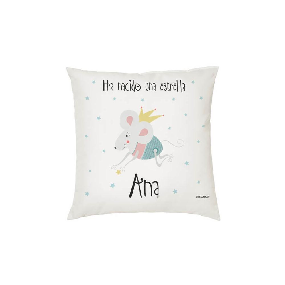 Cojines Personalizados para Bebés y Niños. Regalos Infantiles Originales.