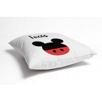 Cojín Personalizado Infantil Mickey, un Regalo original para Bebés y Niños.