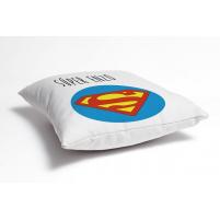 Cojín Personalizado Infantil Superman. Regalos originales para Niñas y NIños, y también para Papá y Mamá