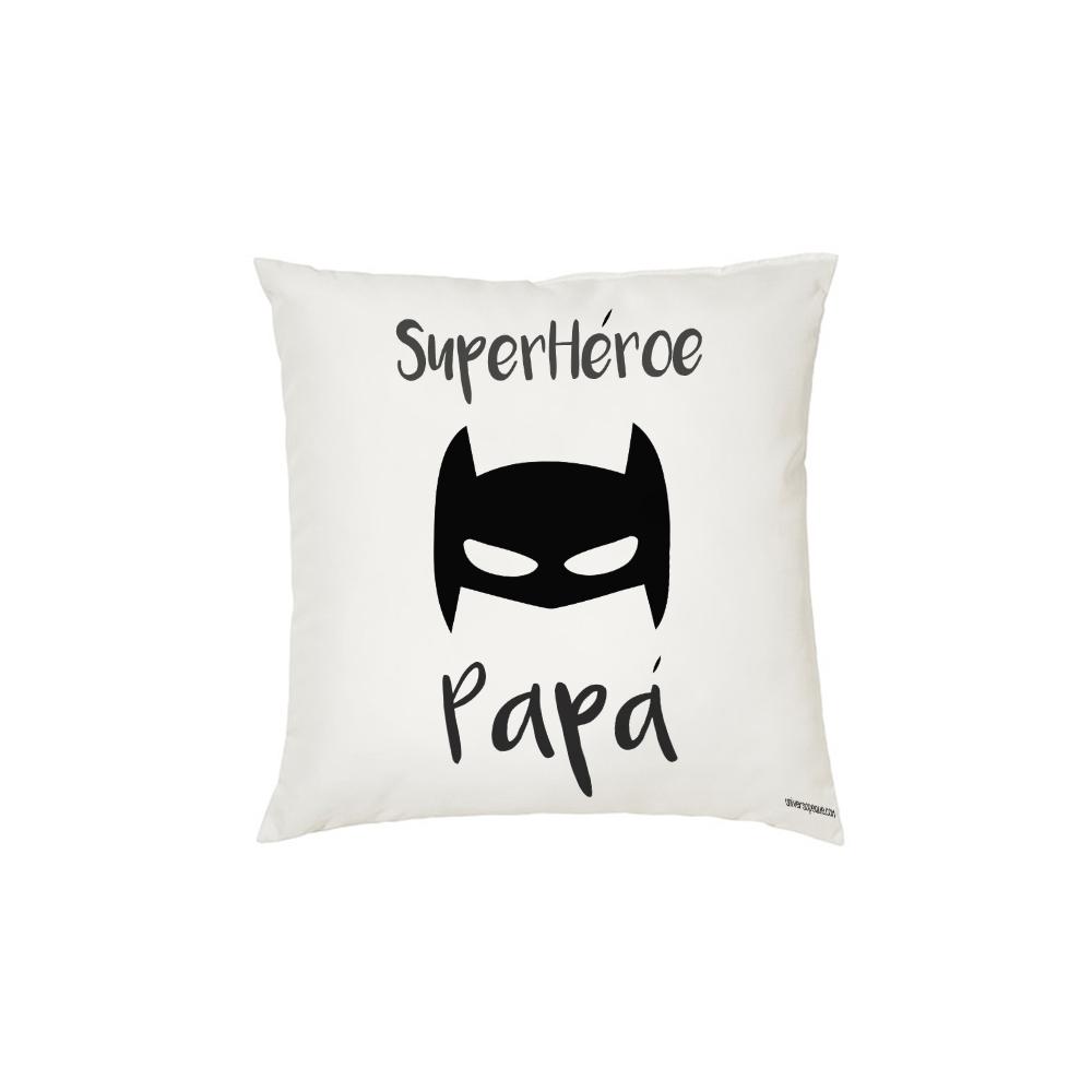 Cojín Personalizado Batman. regalos originales para el Día del Padre
