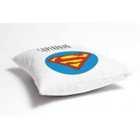 Cojín Personalizado Superpapa Superman. Regalos originales en nuestra tienda online