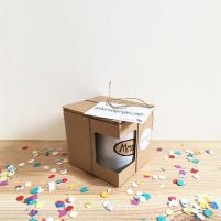 packaging taza infantil personalizada