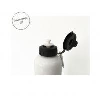 tapón anti goteo de la botella de aluminio personalizada infantil