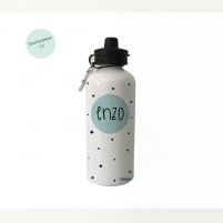 Botella Infantil Personalizada estrellas