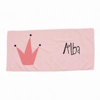 toalla para guarderia personalizada
