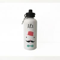 botella infantil caballero personalizada