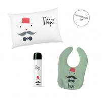 pack regalos para bebe personalizados caballero