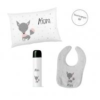 regalos para bebé personalizados lobito