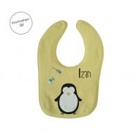 babero personalizado para bebe