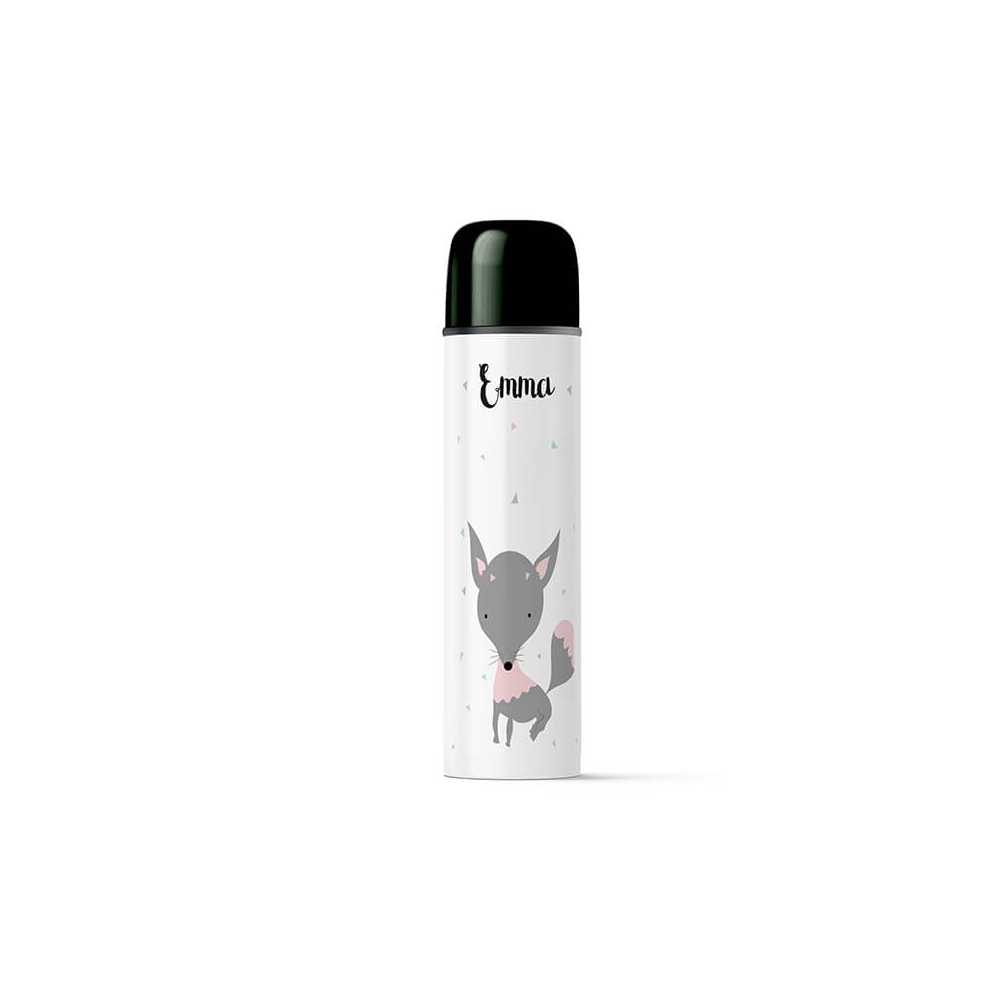 termo para líquidos personalizado lobito
