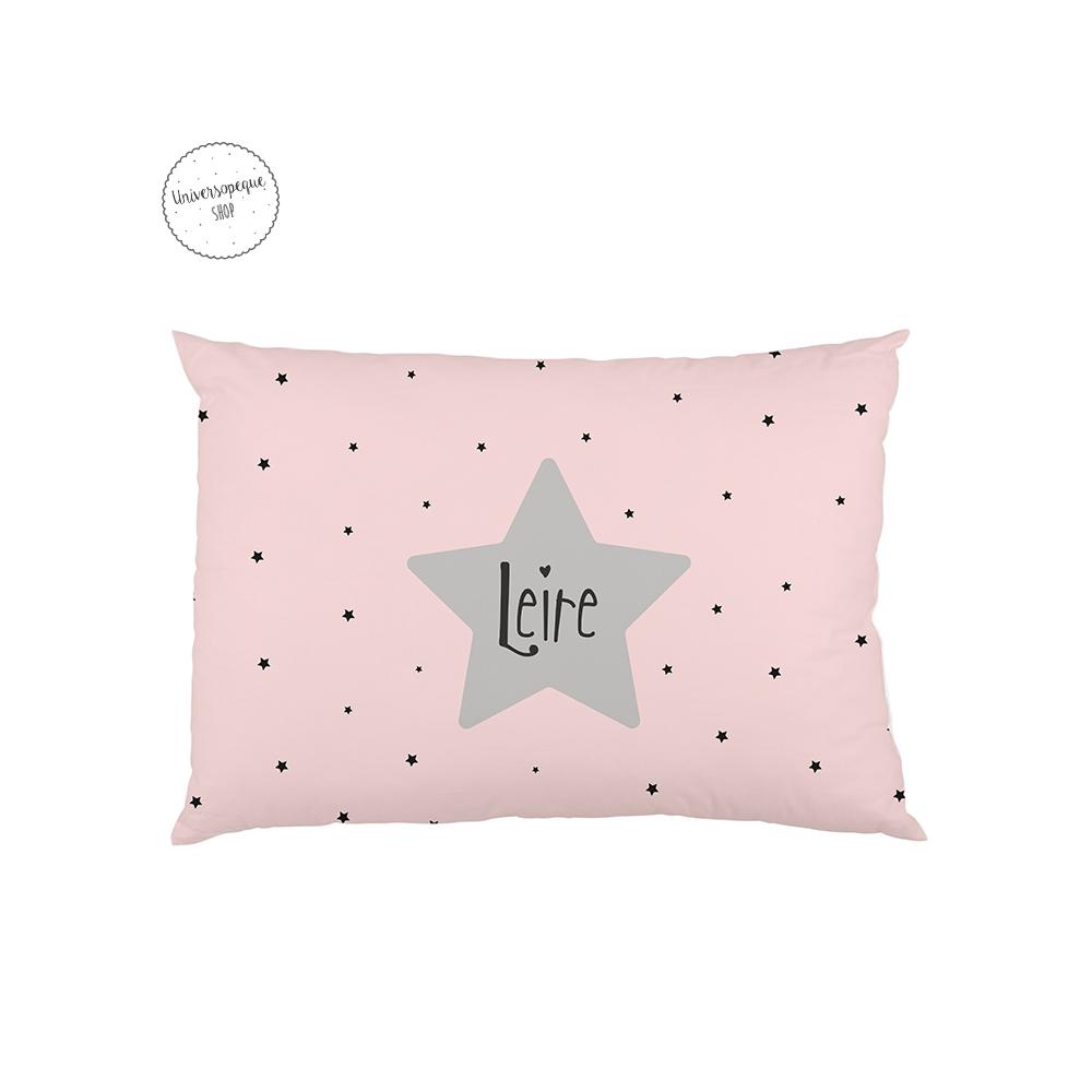 regalos para bebé personalizados estrella rosa