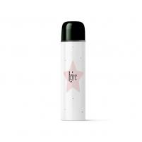 termo personalizado estrella rosa