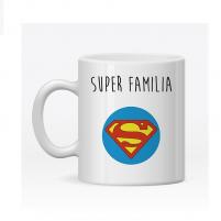 Taza super familia