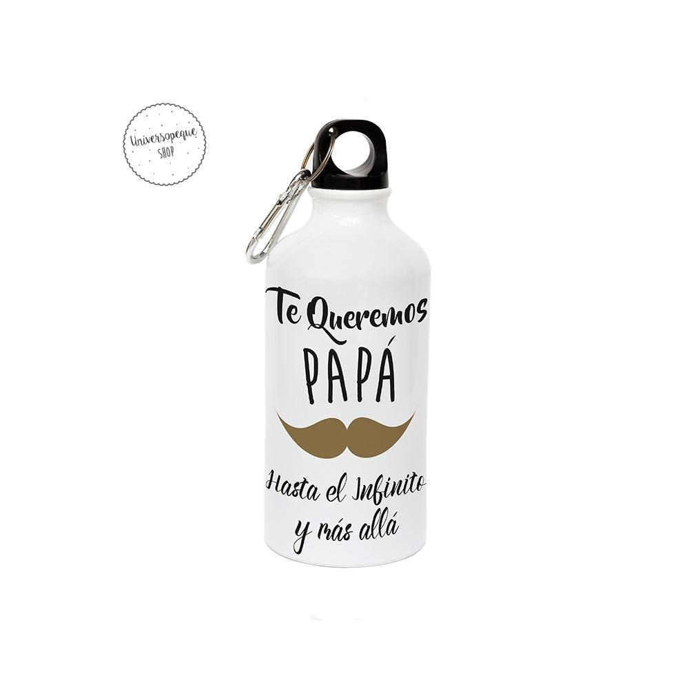 botella para papa con otr tapón