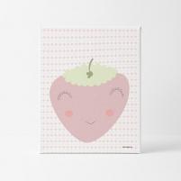 Lámina Infantil Fruta Fresa lámina infantil