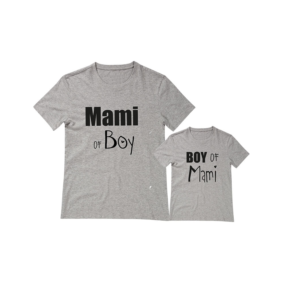 Camisetas Iguales Mami of Boy