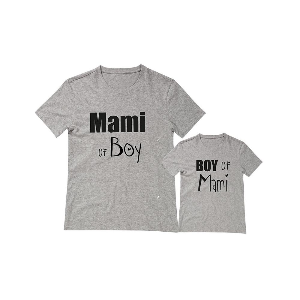 Camisetas Iguales Mami of Boy