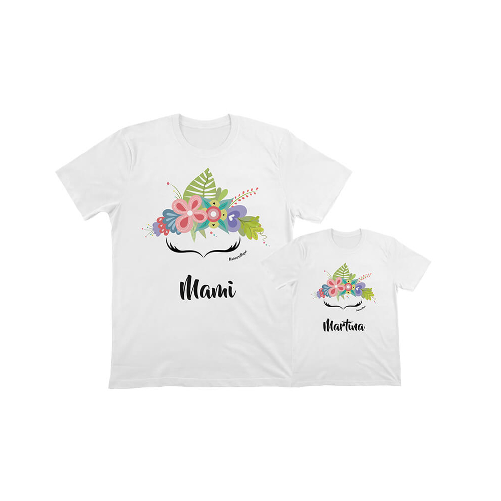 camisetas personalizadas iguales frida