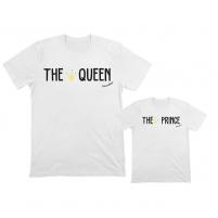 camisetas personalizadas iguales queen versus prince