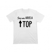 camiseta personalizada abuela TOP