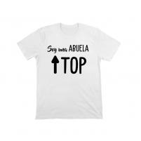 Camiseta personalizada para abuelas TOP
