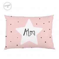 cojin siesta personalizado con una estrella