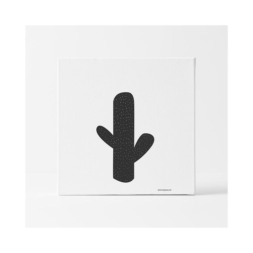 Lámina Infantil Planta Cactus lámina decorativa