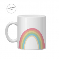 taza arco iris