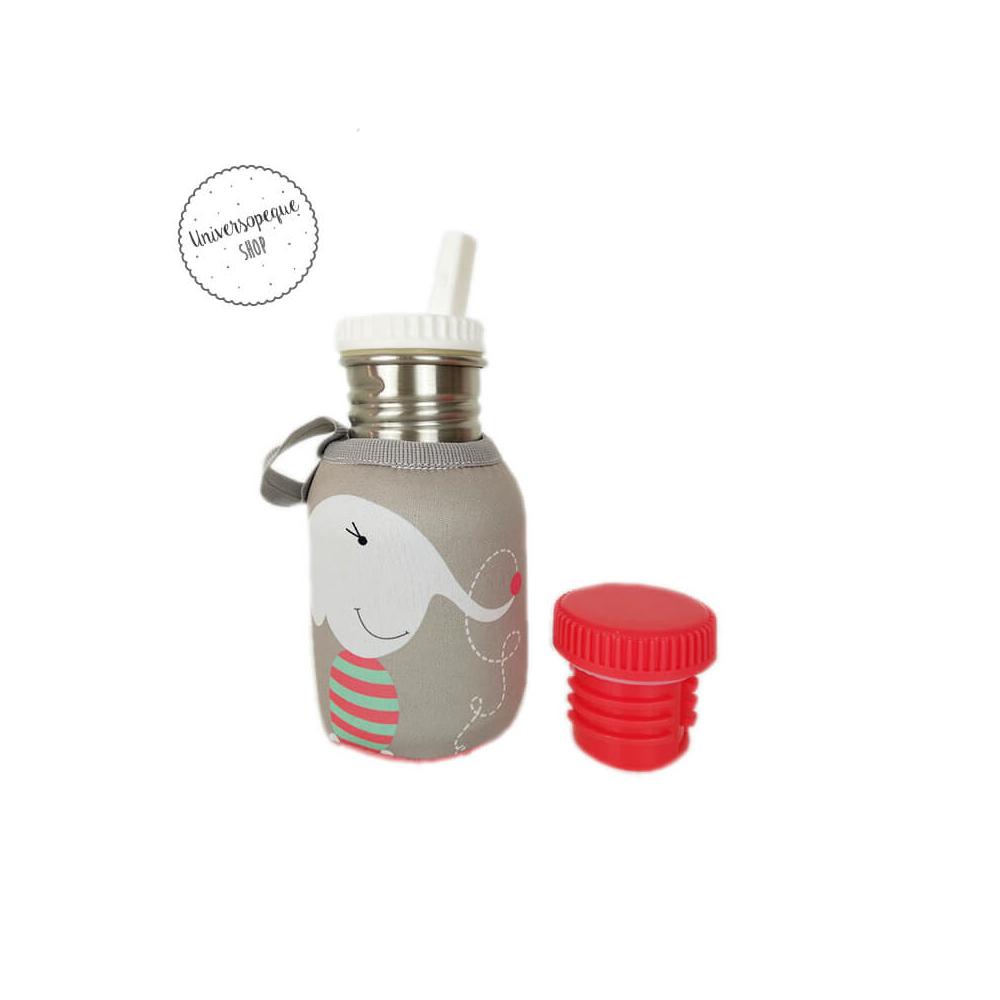 Botella Acero elefante