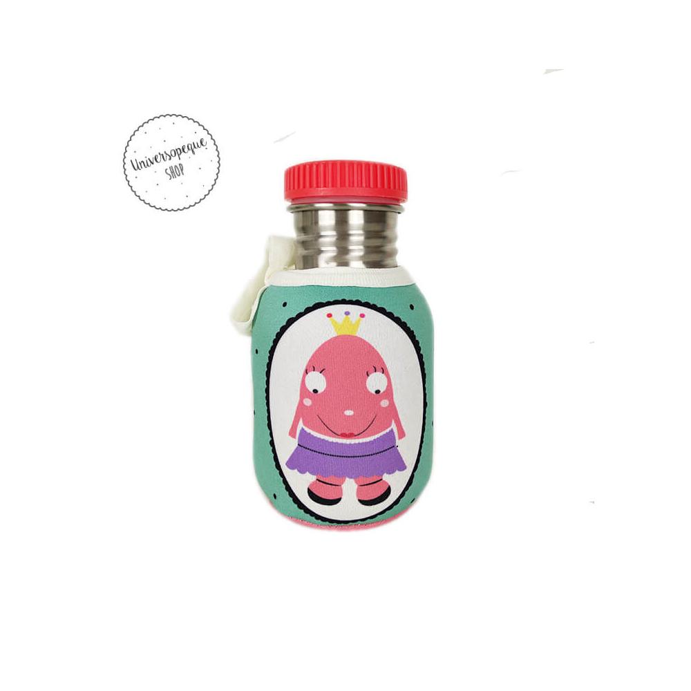 Botella Acero Personalizada Niña