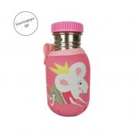 Botella Acero Personalizada Ratita