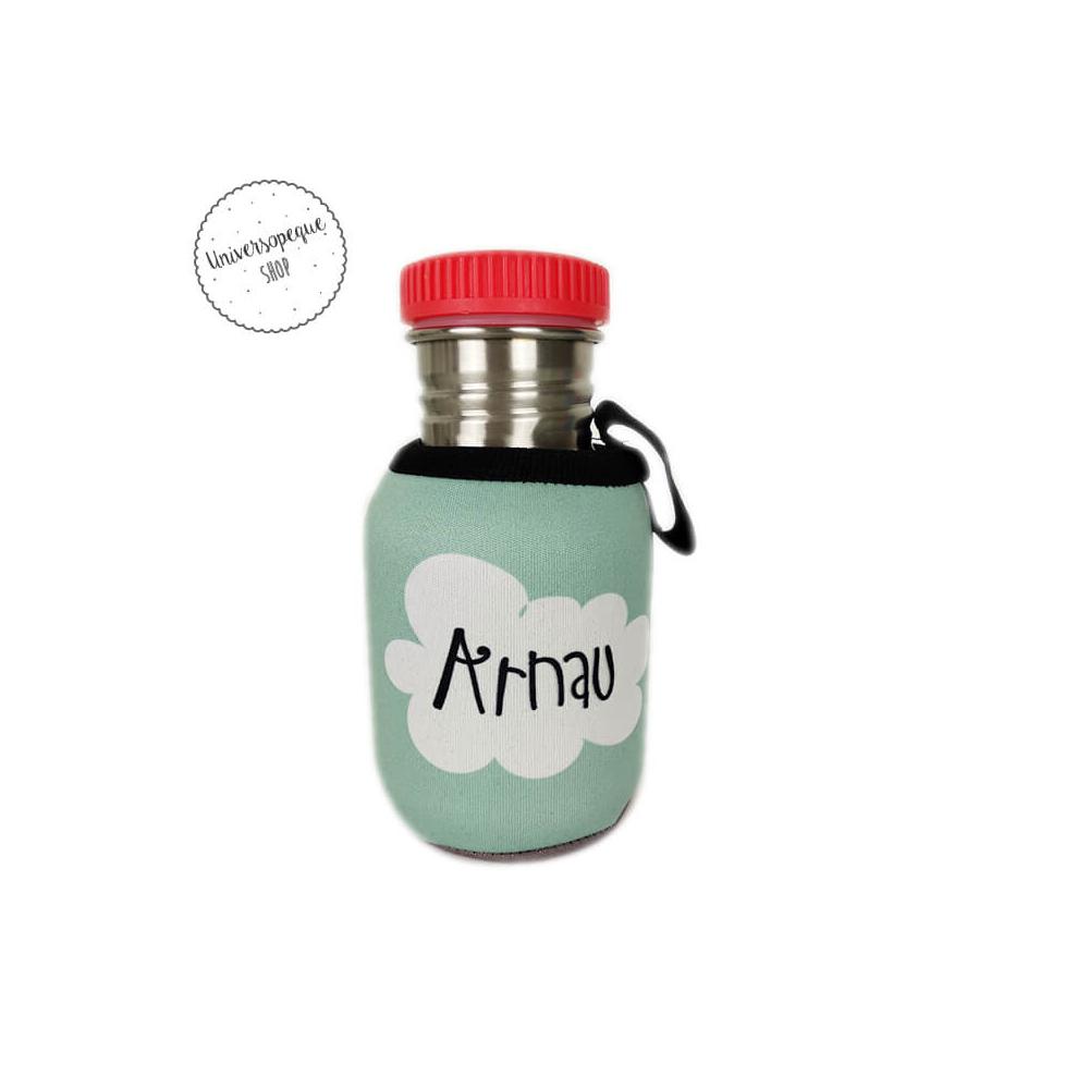 Botella Acero Personalizada Foca trasera