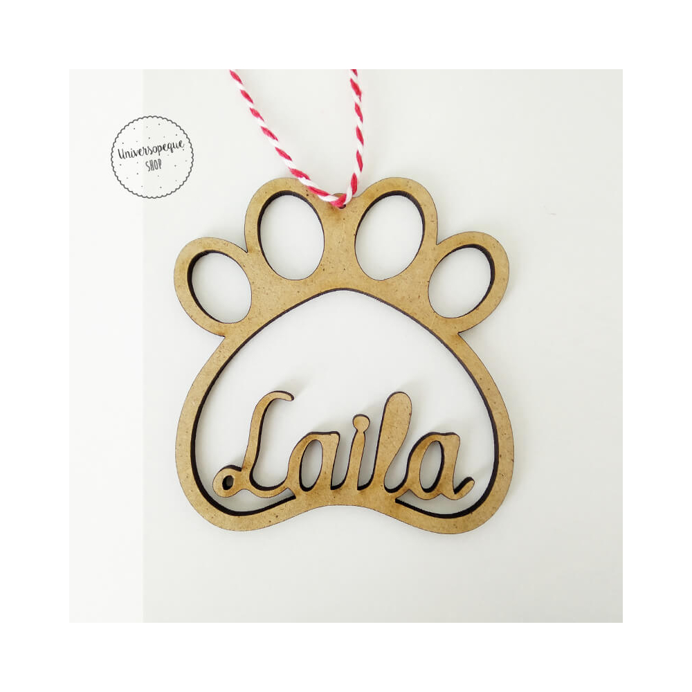 bola mascota navidad personalizada