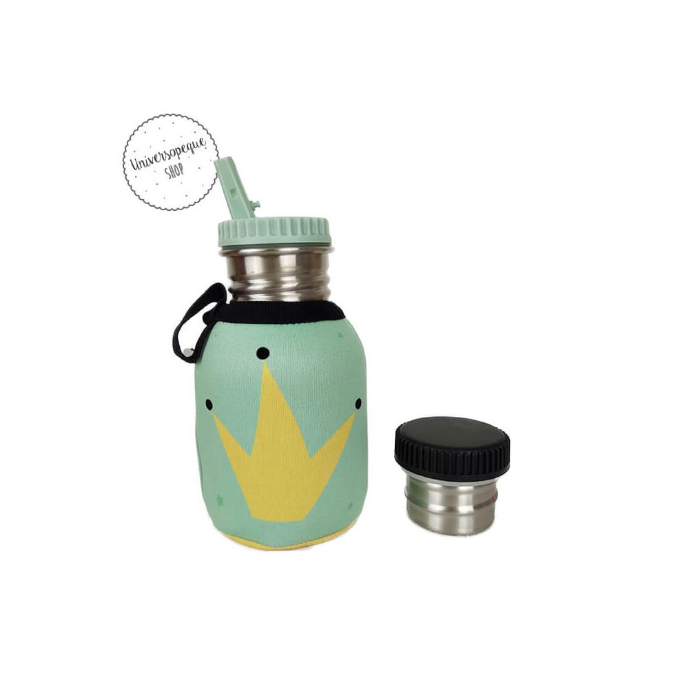 Botella Acero Personalizada Rey