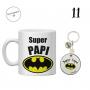 Taza + Llavero Batman para papá
