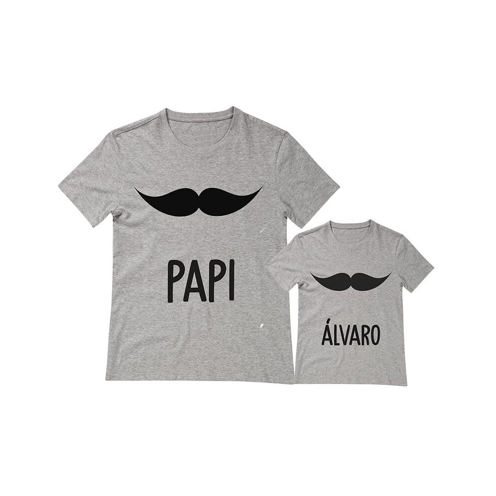 camisetas igales bigote