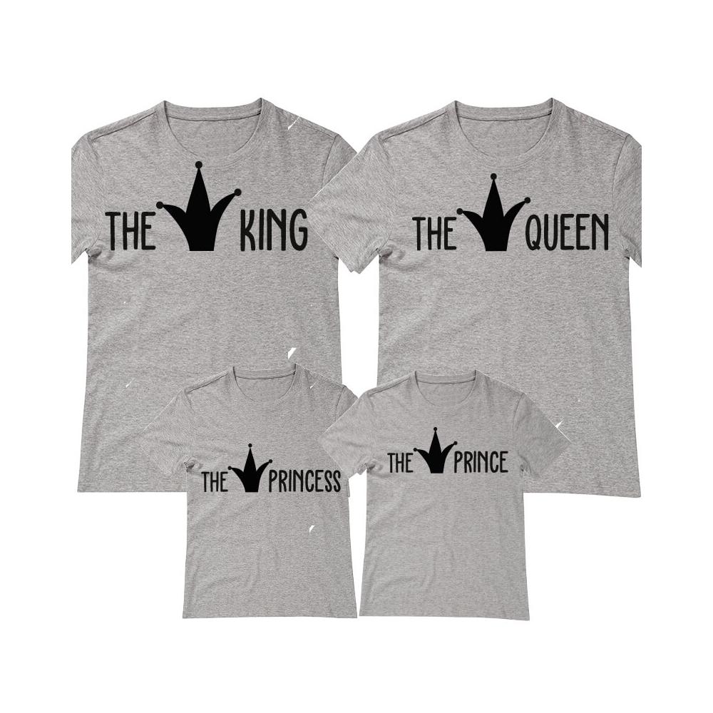 camisetas personalizadas familiares en color blanco