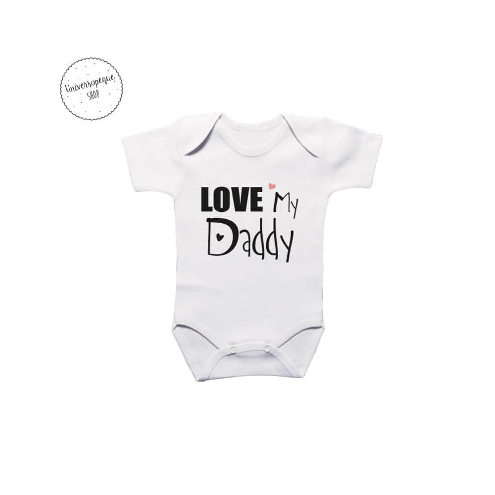 Body Personalizado para el bebé  Love