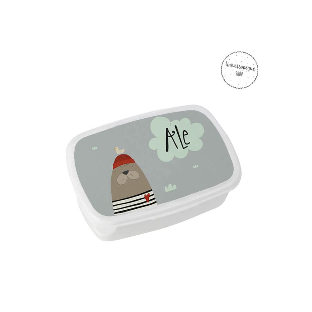 Fiambrera Personalizada Cole Morsa