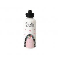 Botella Infantil Personalizada Erizo