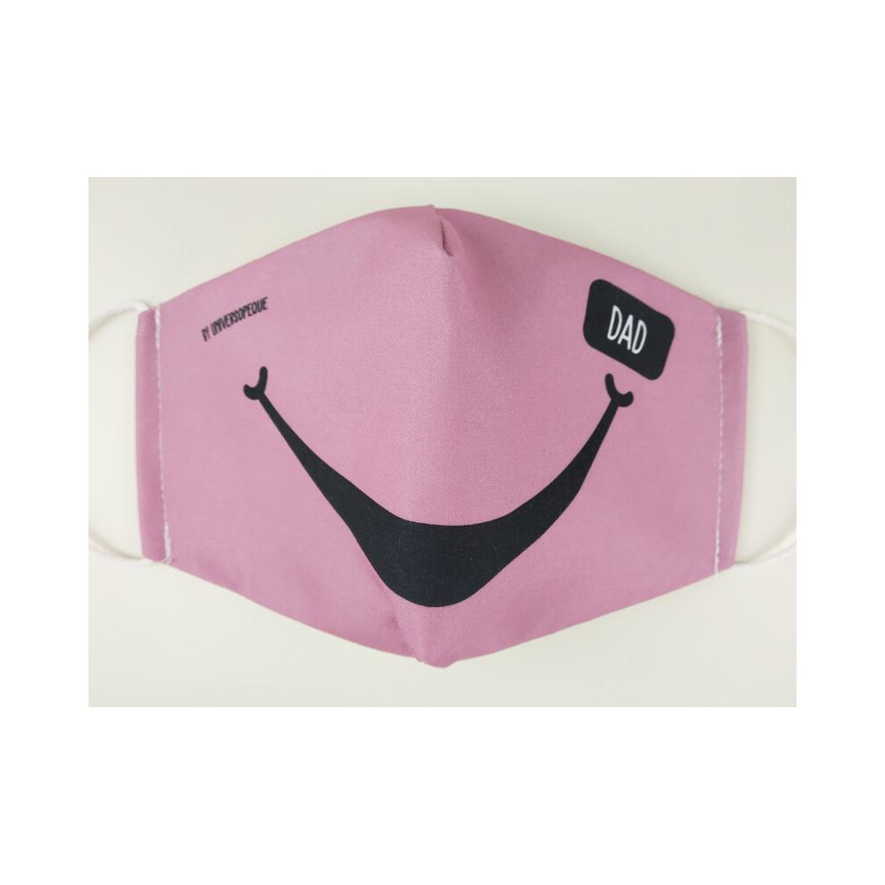 Mascarilla personalizada higienica sonrisa
