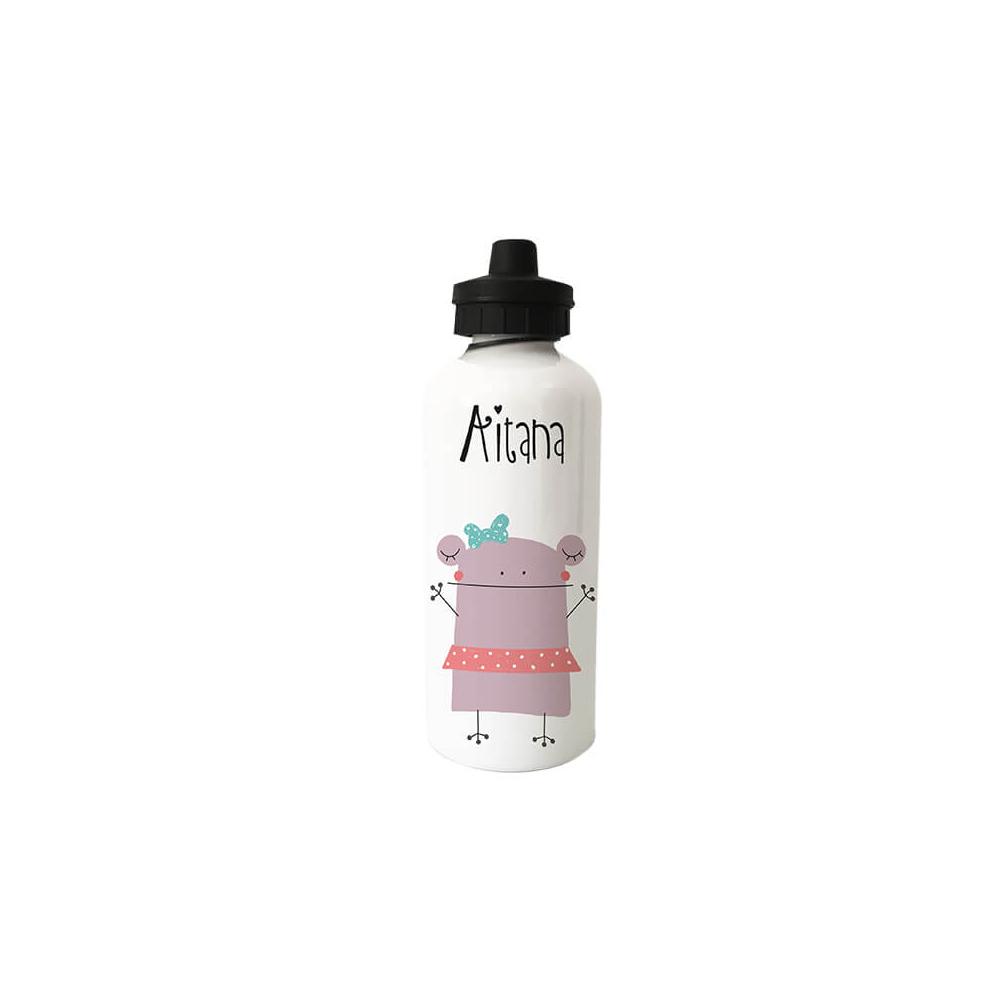Botella Infantil Personalizada monstruita