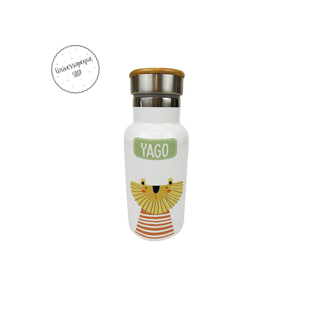 Botella Personalizada León