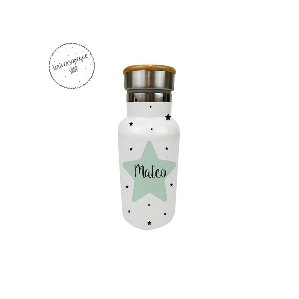 Botella Térmica Personalizada Estrella