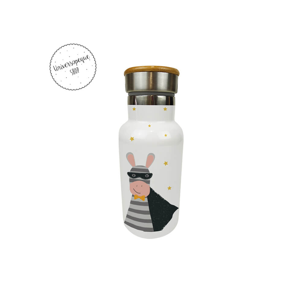 Botella Térmica Personalizada Héroe