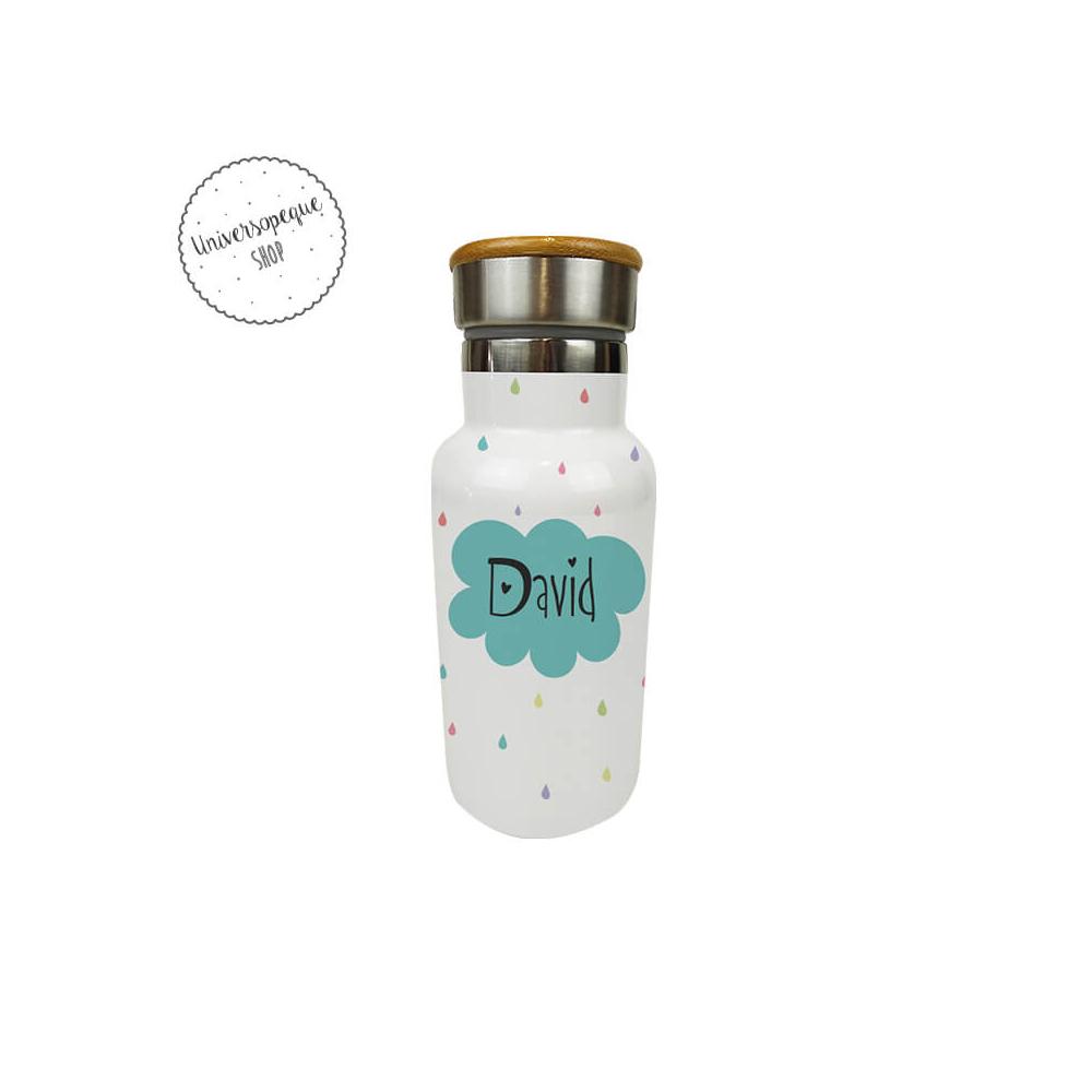 Botella Personalizada Nube