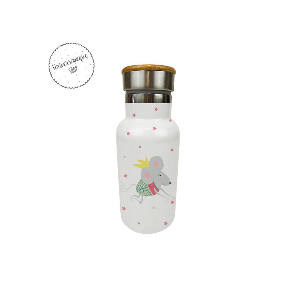Botella Térmica Personalizada Ratita
