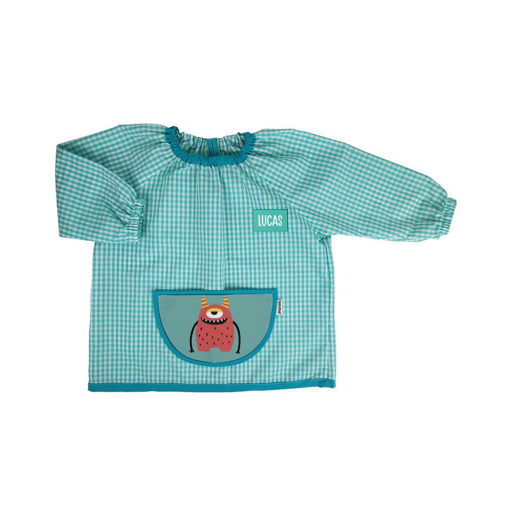 babi bata turquesa diseño oso